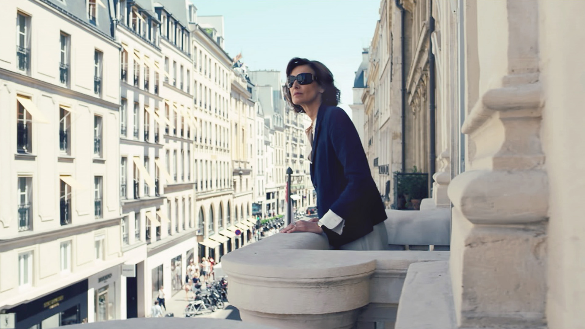 Ines De La Fressange Being Chic And Having Fun Fashion Insiders